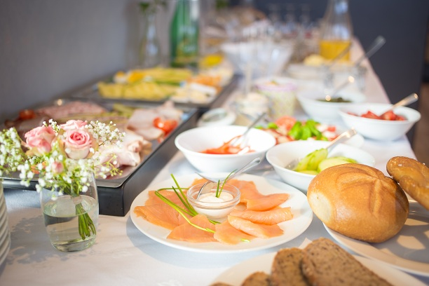 Cafe Maribelle Frühstücksbuffet Regionales Frühstück